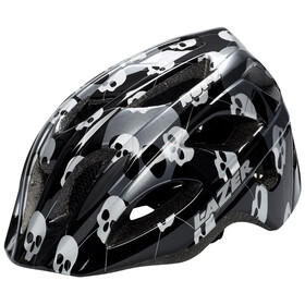 Lazer Nut'z Helm skulls black-grey